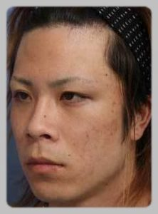 ホスト 元の顔 画像 ローランド